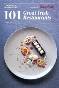 la cote 101 great restaurants award