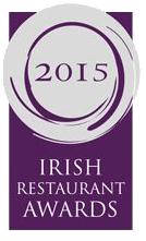 la cote irish restaurant awards 2015