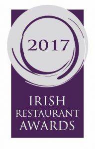 la cote irish restaurant awards 2017