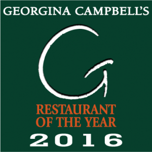 la cote georgina campbell restaurant of the year