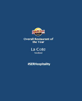 la cote south east radio restaurant of the year