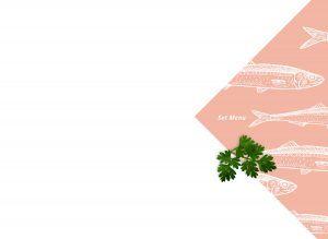 la cote coeliac menu set leaf