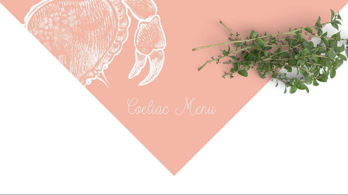 la cote menu coeliac seafood