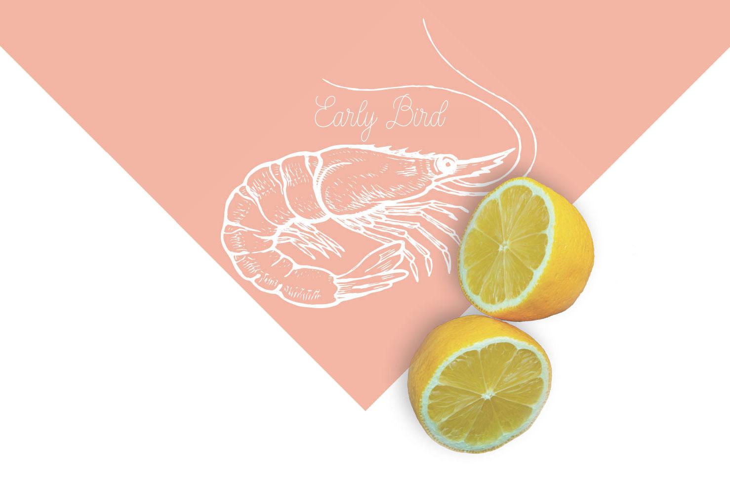 la cote set menu early lemon