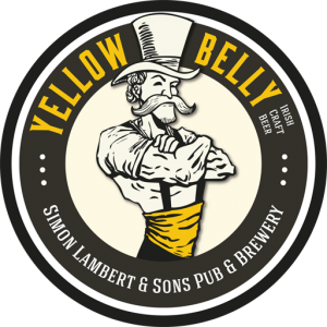 la cote yellow belly beer logo