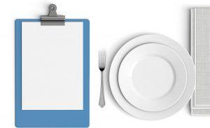 la cote Best Seafood Restaurant Wexford Ireland menus tablet background