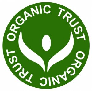 la cote organic trust logo
