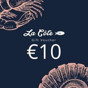 la cote 10 euro voucher