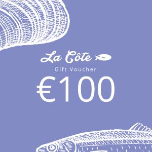 la cote 100 euro voucher