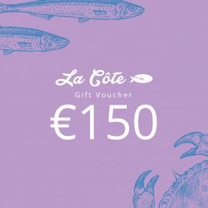 la cote 150 euro voucher