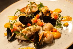 la cote wexford seafood restaurant paul hynes