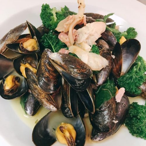 Wexford Mussels