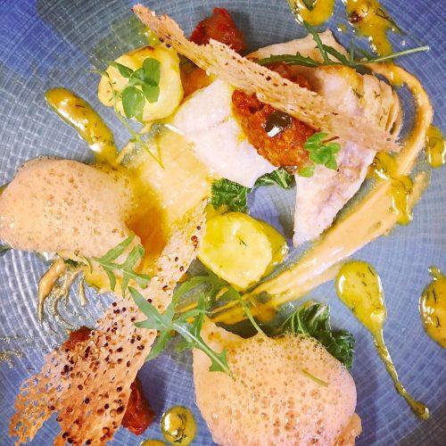 Monkfish Irish food
