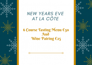 New Years at La Cote