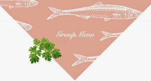 Group Menu